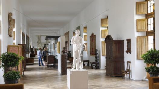 Galerie der Katharina de Medici © Dominique Couineau