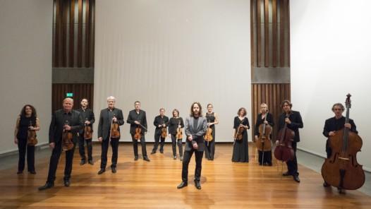 Das Königliche Kammerorchester von Wallonien © Rino Noviello