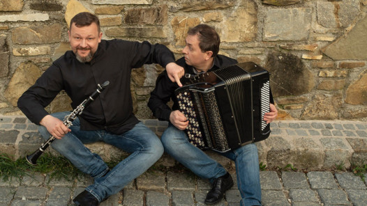 Alexander Shevchenko & Maciej Golebiowski © Michael Körner