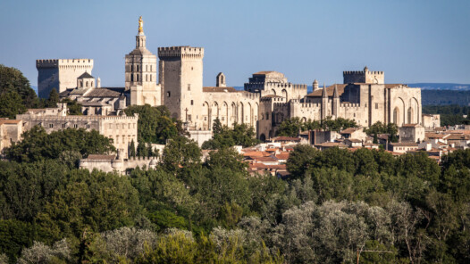 The Palace of the Popes in Avignon celebrates the 25th anniversary of its entry into the UNESCO World Heritage Site in 2020