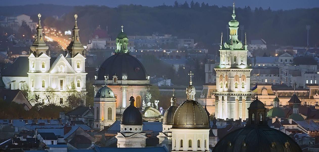 UNESCO-Weltkulturerbe-Stadt Lemberg © Yurii Olsh