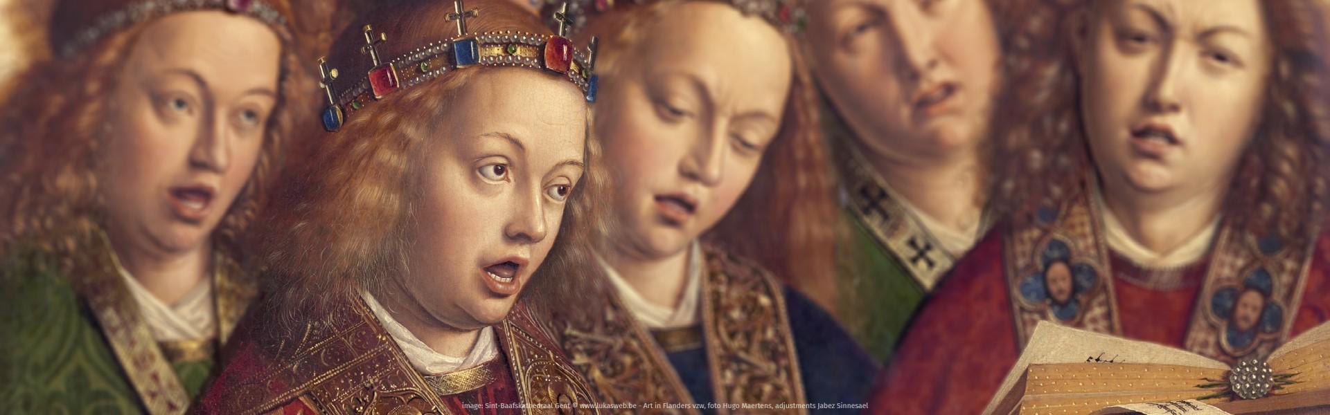 OMG! Van Eyck was here © OMG! Van Eyck was here