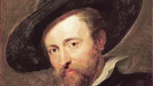 Peter Paul Rubens, self-portrait, between 1628 and 1630, oil on canvas, Rubenshuis © Rubenshuis, Antwerp