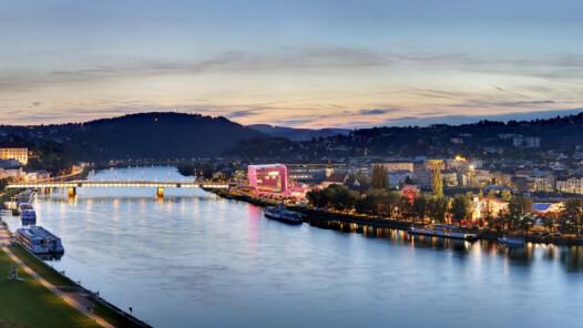 ArcLentia Linz © Linz Tourism, Johann Steininger