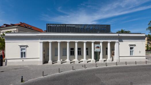 Arnulf Rainer Museum © Wolfgang Thaler