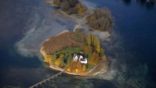 Monastery island Werd near Stein am Rhein © Tourismus Untersee, Achim Mende