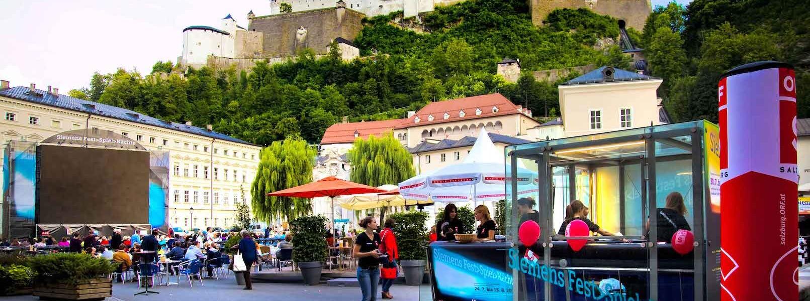 Siemens Fest-Spiel-Nächte © Siemens