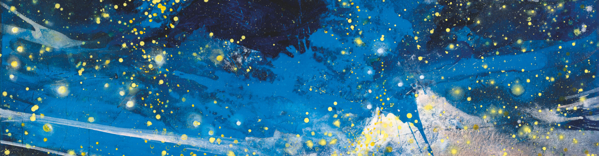 Bernd Zimmer, Expansion. Z-115, 2003, 120 x 145 cm, © Bernd Zimmer, VG Bild-Kunst, Bonn 2020, Photo: Hans Döring, Munich