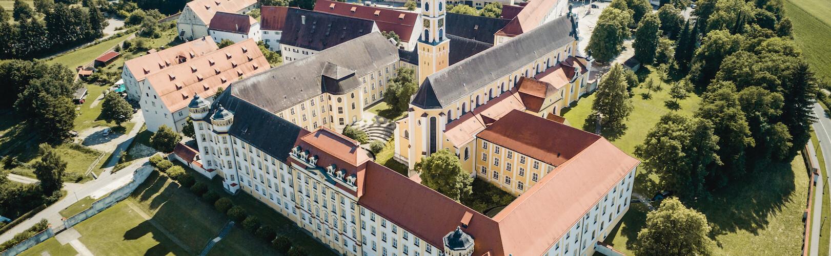 Ochsenhausen Monastery © Oberschwaben Tourismus