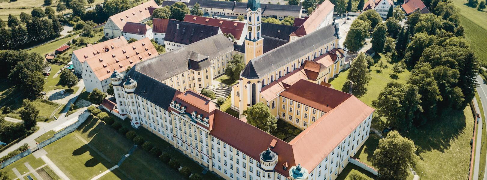 Kloster Ochsenhausen © Oberschwaben Tourismus