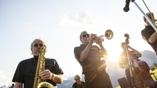 Jazz Picknick © Montafon Tourismus GmbH, Patrick Säly