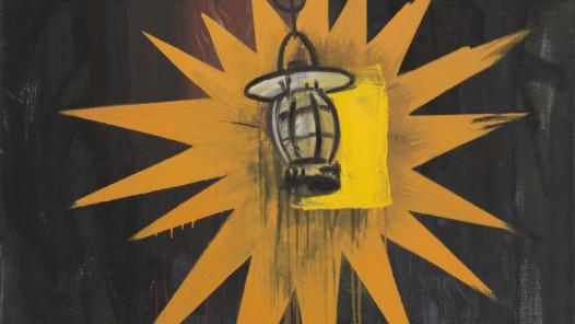 Walter Swennen, Ohne Titel (John Flanders), 1989 © Walter Sennen