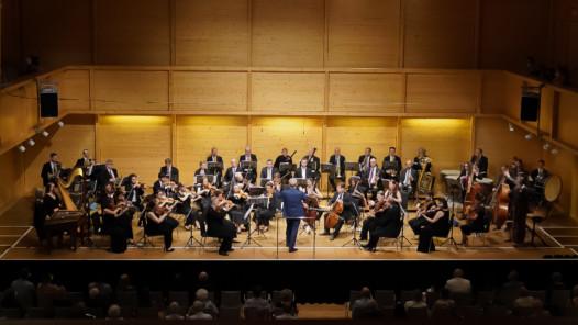 Orchester Wiener Akademie © Liszt Festival Raiding
