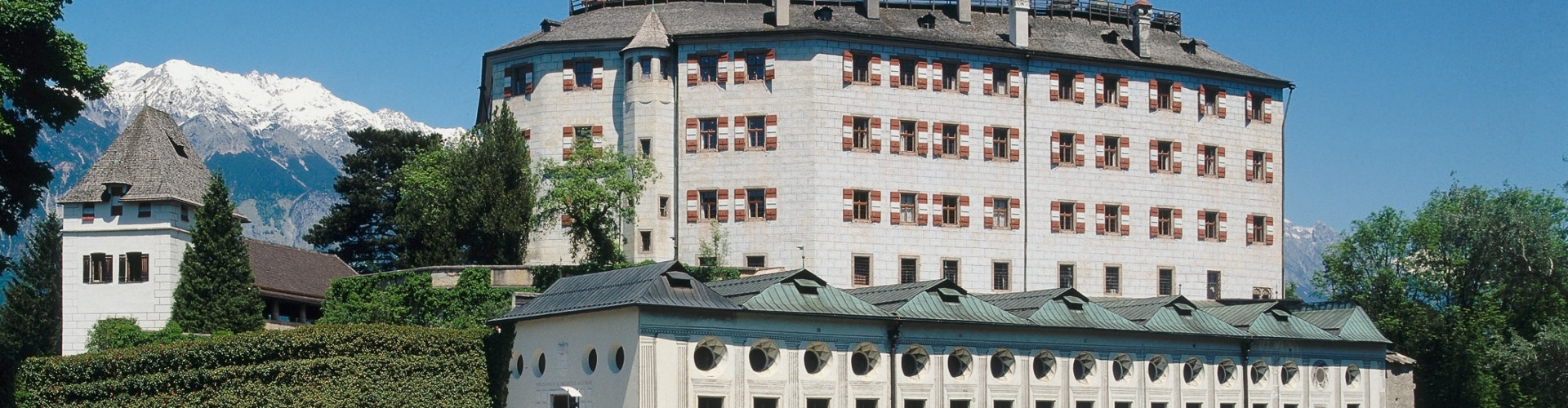 Ambras Palace Innsbruck © KHM-Museumsverband