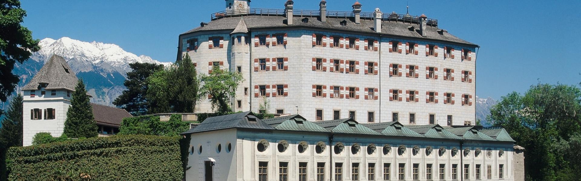 Schloss Ambras Innsbruck © KHM-Museumsverband